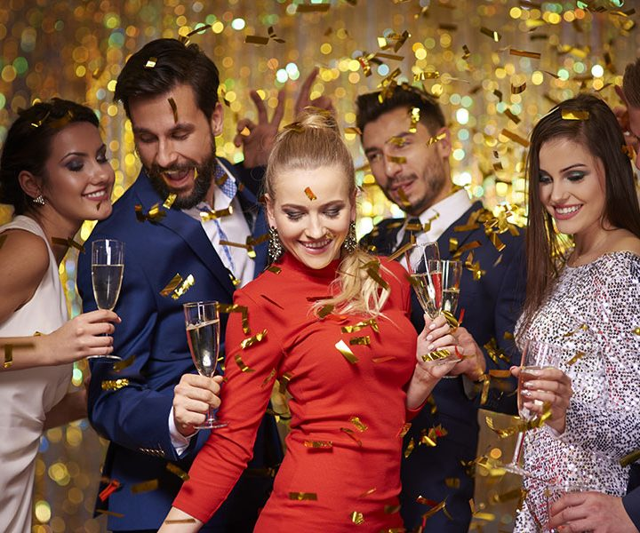 'Glitter' – New Year's Eve Party